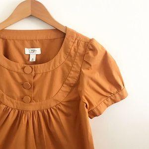 Loft Medium marigold cute top